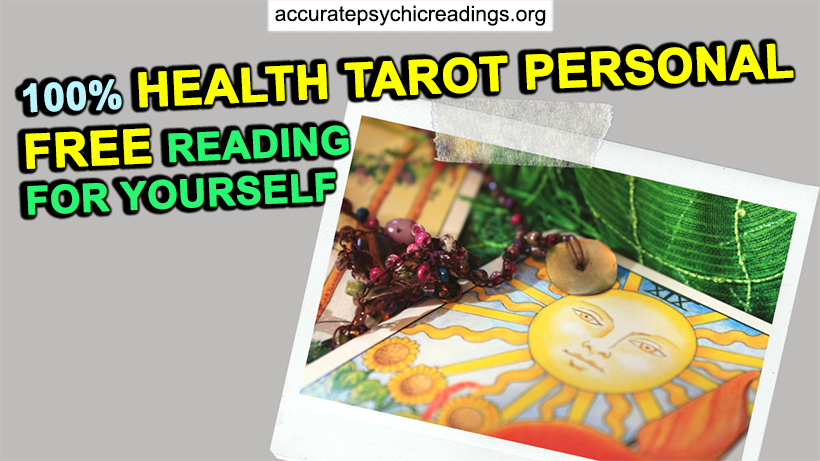 health tarot reading with gypsy spread