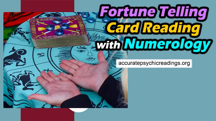 fortune teller gypsy card reading
