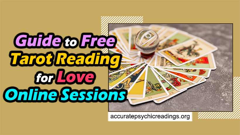 Guide to Free Tarot Reading for Love Online Sessions