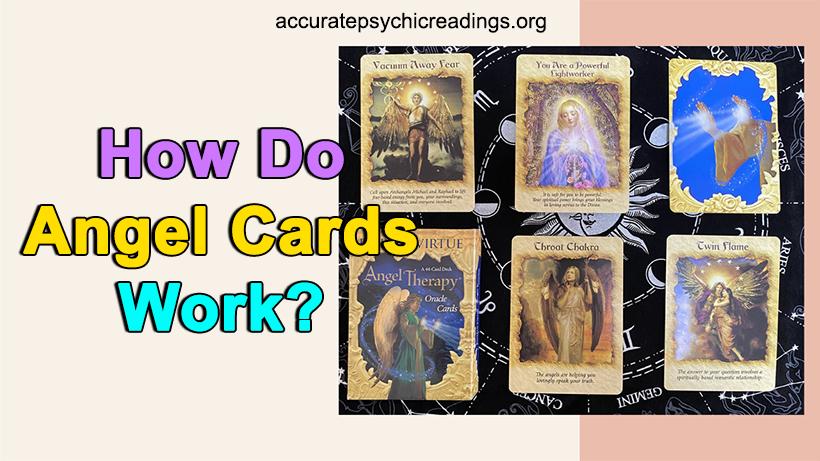 How Do Angel Cards Work?