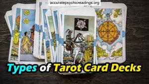 Types Of Tarot Card Decks